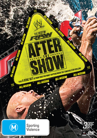 WWE - Best of Raw - After the Show on DVD