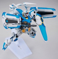 HG 1/144 G-Self (Perfect Pack Equipment Type) Model Kit image