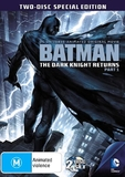 Batman: The Dark Knight Returns - Part 1 on DVD