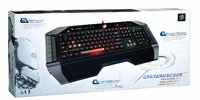 Mad Catz V7 Gaming Keyboard (US Layout) for PC Games image