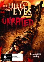 The Hills Have Eyes 2 on DVD
