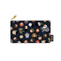 Harry Potter: Chibbi Print Pencil Case