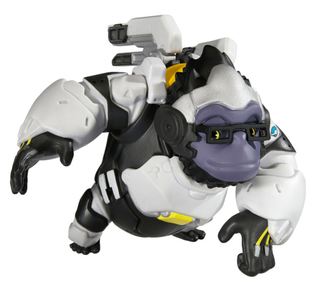 Overwatch: Cute but Deadly - Winston Figure