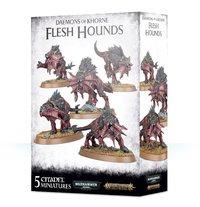 Warhammer Age of Sigmar: Daemons Of Khorne Flesh Hounds