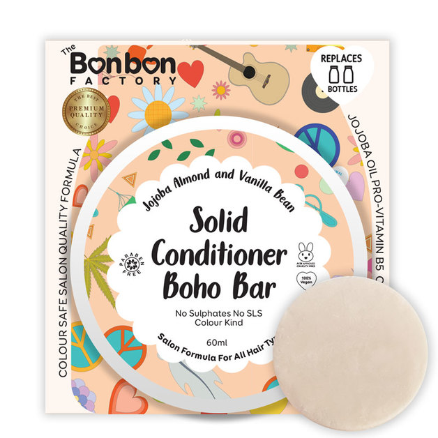 The Bonbon Factory - Solid Boho Conditioner Bar (60gm)