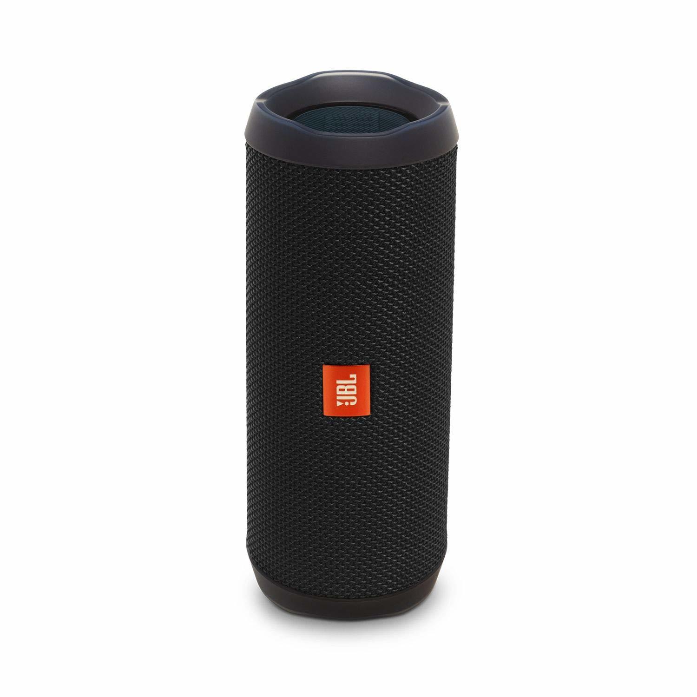 JBL Flip 4 Speaker Bluetooth Speaker - Black image