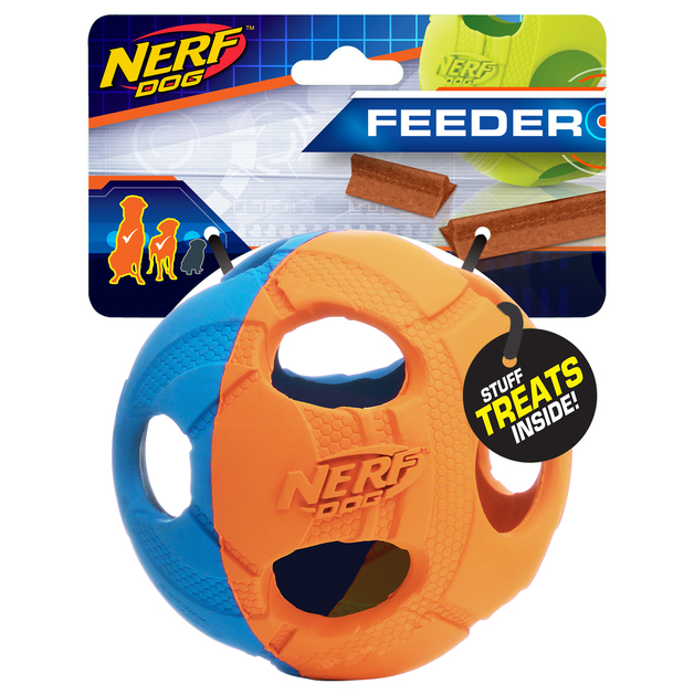 Nerf Dog Treat Bash Ball