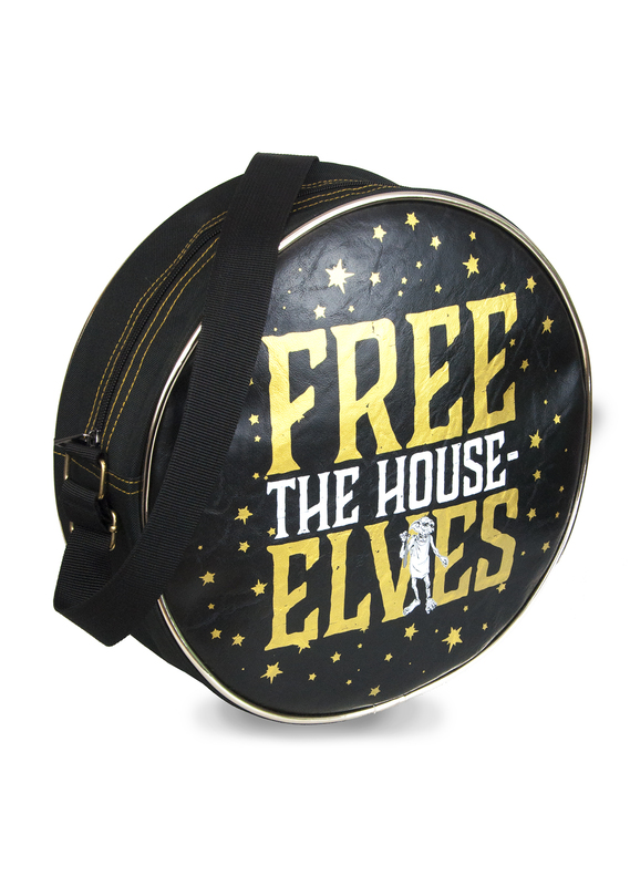 Harry Potter: Dobby Free The House Elves Round Satchel Bag