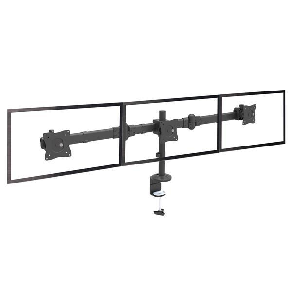 StarTech Articulating Triple Desk Mount Monitor Arm image