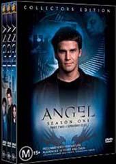 Angel Season 1 Box Set Volume 2 on DVD