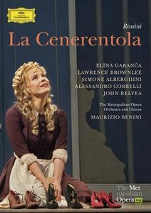 Rossini - La Cenerentola (2 Disc Set) on DVD image
