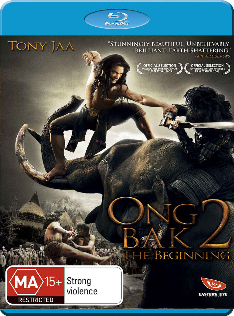 Ong Bak 2 - The Beginning on Blu-ray image