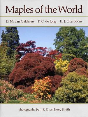 Maples of the World by D.M.Van Gelderen