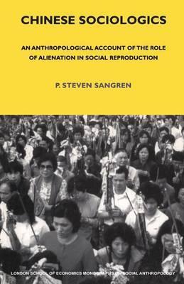 Chinese Sociologics by P.Steven Sangren