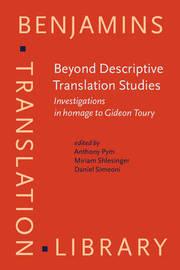 Beyond Descriptive Translation Studies image