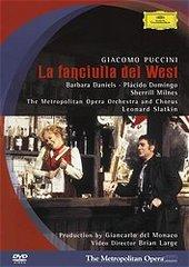 Puccini: La fanciulla del West on DVD