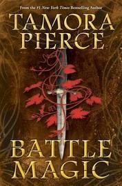 Battle Magic by Tamora Pierce
