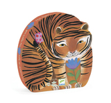 Djeco: The Tigers Walk 24pc Puzzle