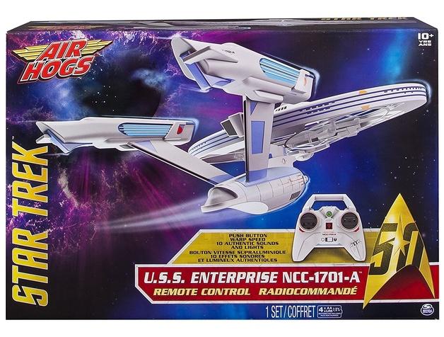 Star Trek: Air Hogs U.S.S Enterprise R/C Spaceship