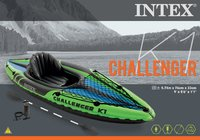 "Intex: Challenger K1 Kayak (With 86"" Aluminium Oars)"