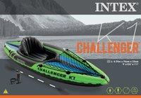 "Intex: Challenger K1 Kayak (With 86"" Aluminium Oars)"