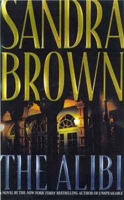 The Alibi by Sandra Brown image