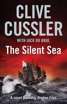 The Silent Sea (Oregon Files #7) by Clive Cussler image