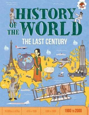 The Last Century 1900-2000 by John Farndon image