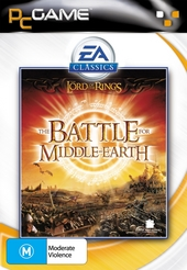 Lord of the Rings, The: The Battle for Middle Earth (Classics) for PC Games