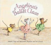 Angelina's Ballet Class by Katharine Holabird image
