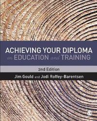 Achieving your Diploma in Education and Training by Jim Gould image