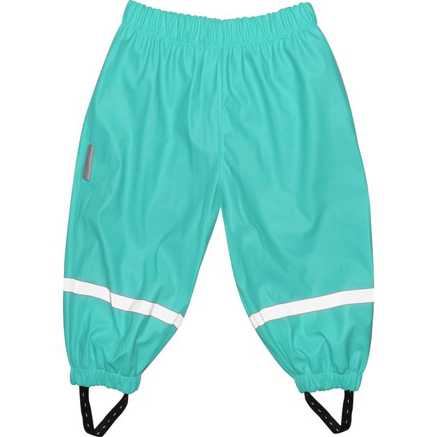 Silly Billyz Waterproof Pants - Aqua (3-4 Yrs)