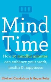 Mind Time by Michael Chaskalson
