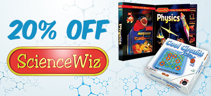 20% off Science Wiz!