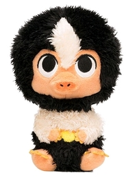 Fantastic Beasts - Baby Niffler (Black & White) SuperCute Plush