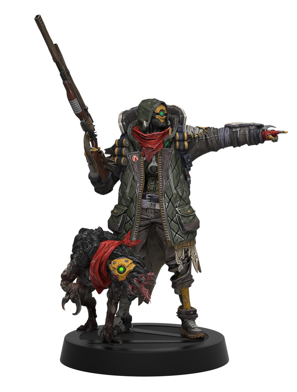 Borderlands 3: Figures of Fandom - FL4K image