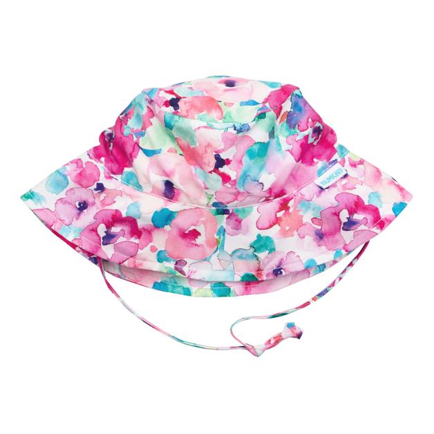 Bumkins: Sun Hat - Watercolour/Large
