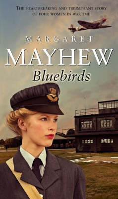 Bluebirds by Margaret Mayhew image