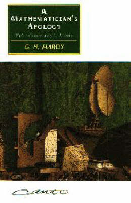 A Mathematician's Apology by G.H. Hardy image