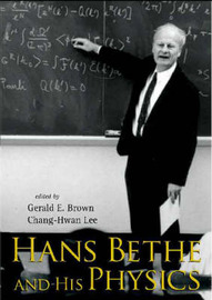 Hans Bethe And His Physics image