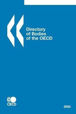 Directory of Bodies of the OECD 2009 by OECD Publishing image