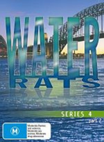 Water Rats - Series 4: Part 2 (4 Disc Set) on DVD
