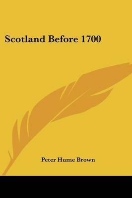 Scotland Before 1700 image