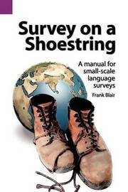 Survey on a Shoestring by Frank Blair