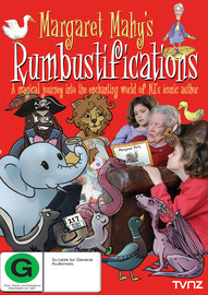 Margaret Mahy's Rumbustifications on DVD