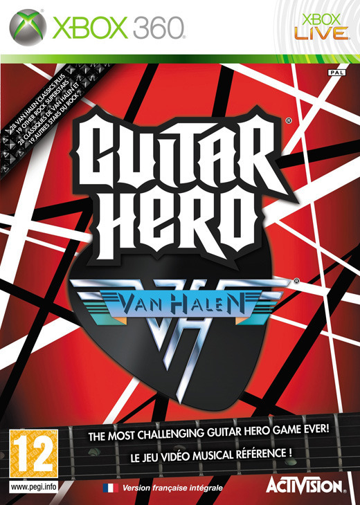 Guitar Hero: Van Halen (Game Only) for Xbox 360