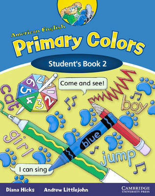 American English Primary Colors 2 Student's Book by Diana Hicks