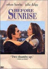 Before Sunrise on DVD