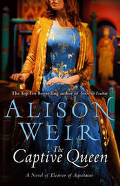 The Captive Queen by Alison Weir image