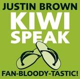 Kiwi Speak by Justin Brown